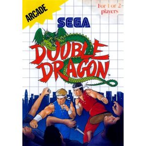 Double Dragon sur Master System