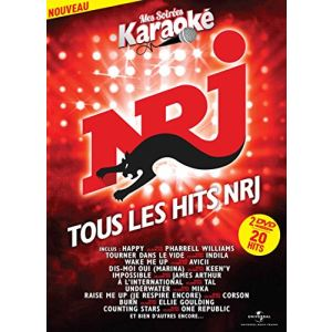 Coffret Karaoké NRJ 200 % Hits
