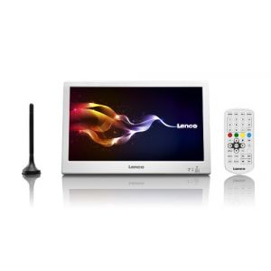 """Lenco TFT-1026 - Téléviseur LCD portable 25.6 cm (10.1"""") TNT"""