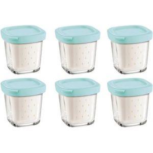 Seb XF100101 - 6 Pots de yaourts pour yaourtière