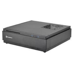 Silverstone Milo ML07B - Boîtier Desktop HTPC