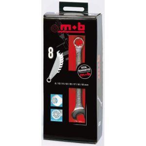 Mob 9000000101 - 8 clés mixtes carton n°1