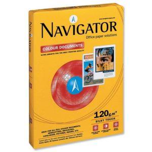 Navigator 104907 - Ramette de 500 feuilles Colour Documents A3 coloris blanc 120g