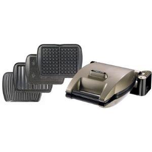 Lagrange 019722 - Premium Gaufres avec gaufrettes + croques + grill