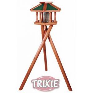 Trixie Natura - Mangeoire à oiseaux sur pied Ø50cm