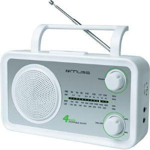 Muse M-05 - Radio portable avec poignée de transport