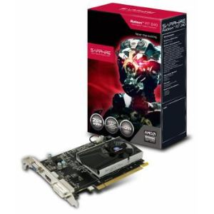Sapphire Technology 11216-00-20G - Carte graphique Radeon R7 240 2 Go DDR3 PCI-E 3.0