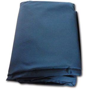 VidaXL Toile de remplacement pour tonnelle bleue