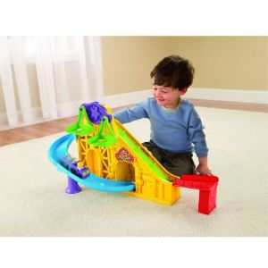 Fisher-Price La Piste Enchantée Wheelies Little People