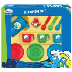 cuisine en plastique jouet comparer 142 offres. Black Bedroom Furniture Sets. Home Design Ideas