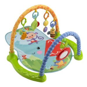 Fisher-Price Tapis d'éveil Amis de la jungle