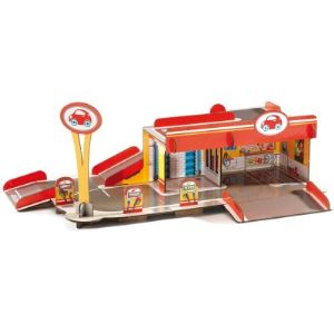 Djeco Garage 3D Pop to play