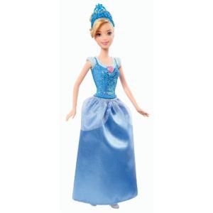 Mattel Disney Princesse paillettes : Cendrillon (T7201)