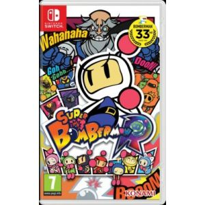 Super Bomberman R sur Switch