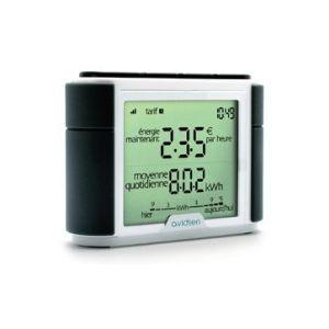 avidsen 103900 indicateur de consommation lectrique comparer avec. Black Bedroom Furniture Sets. Home Design Ideas