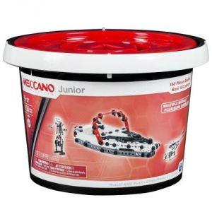 Meccano 6026711 - Baril Junior 150 pièces