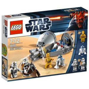 Lego 9490 - Star Wars : Droid Escape
