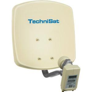 TechniSat DigiDish 33 Twin - Antenne satellite parabole LNB Twin