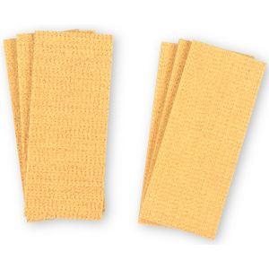 Krampouz ATG6 - Lot de 6 feutres pour tampon graisseur rectangulaire