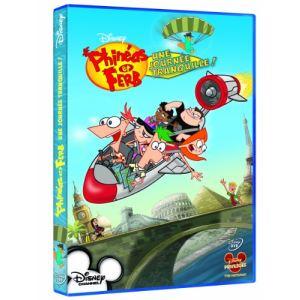 Phineas et Ferb : Une journée tranquille