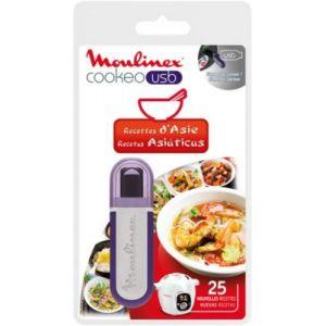 Moulinex XA600311 - Clé USB pour Cookéo 25 recettes d'Asie