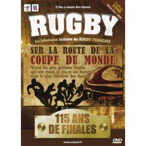 La Fabuleuse Histoire du Rugby français : 115 Ans de Finales
