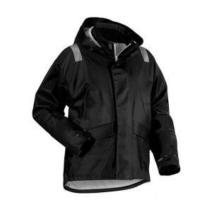Blaklader Veste de pluie tissu lourd - 43022003 - Noir XXXL