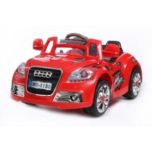 Pembury Trading P-2188R - New Coupe Roadster 12V Ride On Car
