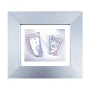 Anika-Baby BabyRice 6 x 5inch Baby Casting - Kit d'empreinte