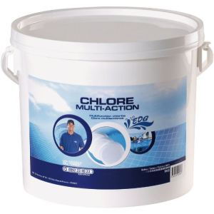 EDG 200030 - Seau de traitement chlore multi-actions - 5 kg
