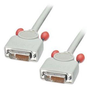 Lindy 41243 - Câble moniteur DVI m/m Dual Link 10 m.