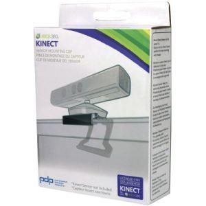 PDP Clip TV pour capteur Kinect sur Xbox 360