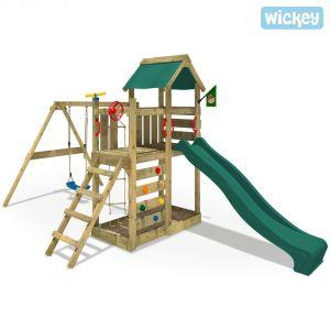 Wickey Multiflyer - Aire de jeux en bois