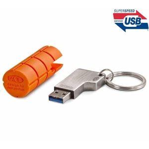 Lacie 9000399 - Clé USB 3.0 RuggedKey 64 Go