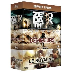 Zero Dark Thirty + Le Royaume + Démineurs