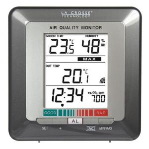 La Crosse Technology WS272 - Station météo avec capteur de température extérieure