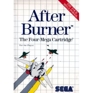 After Burner sur Master System