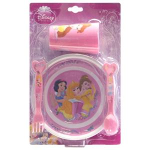 Spel 000428 - Set dîner Disney Princesse