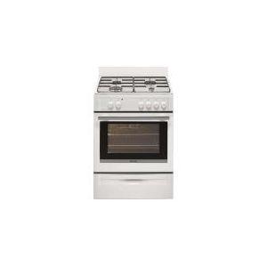 Brandt BCG6640 - Cuisinière tout gaz 4 foyers