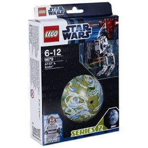 Lego 9679 - Star Wars série 2 : AT-ST & Endor