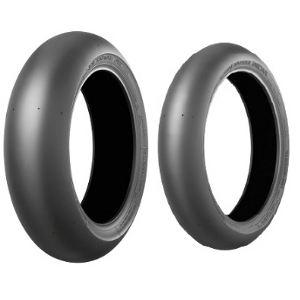 Bridgestone Pneu moto : 120/600 R17 TL NHS V02F Soft