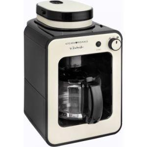 Team Kalorik TKG CCG 1001KTO - Cafetière filtre avec broyeur