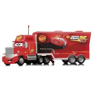 Dickie Toys Camion radiocommandé Turbo Mack Truck incl McQueen Cars 2