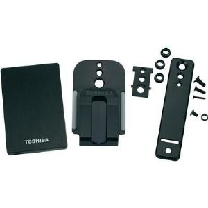"Toshiba PX3002E-1HJ0 - Disque dur externe Stor.E Alu TV Kit 1 To 2.5"" USB"