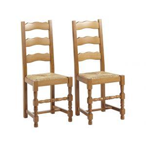 tabouret assise en paille comparer 125 offres. Black Bedroom Furniture Sets. Home Design Ideas