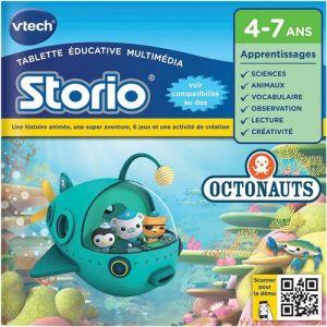 Vtech Jeu tablette Storio : Octonauts