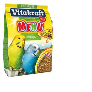 Vitakraft Menu perruches - 1 Kg
