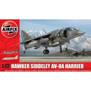 Airfix A04057 - Maquette avion Hawker Siddeley AV-8A Harrier - 1:72