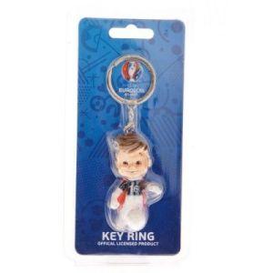 Mercier Porte-clés figurine Euro 2016
