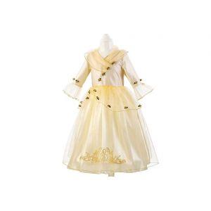 Souza For Kids Déguisement obe princesse dorée Clarisse
